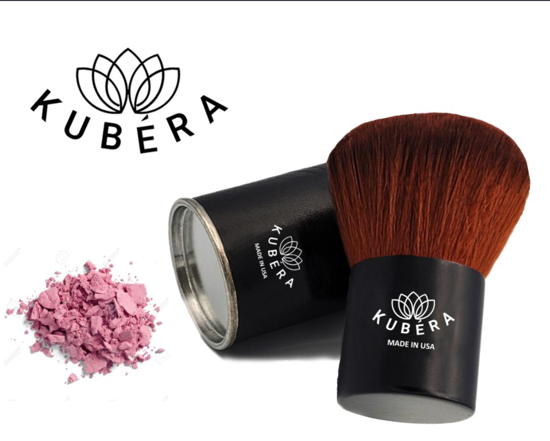 Kubera Kabuki Makeup Brush Made In Usa